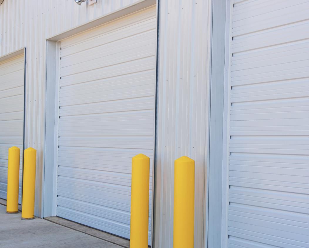 DC Garage Doors & Entry - Commercial Garage Doors